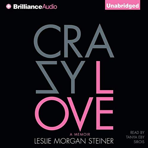 Crazy Love audiobook cover art