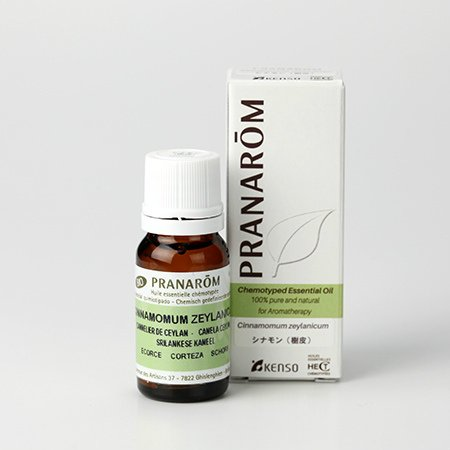 プラナロム エッセンシャルオイル シナモン(樹皮) 10ml
