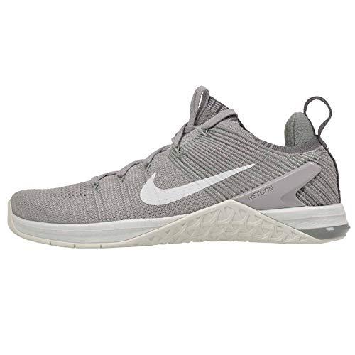 Nike Women's Metcon DSX Flyknit 2, Matte Silver/Barely Grey, 6 UK (40 EU)