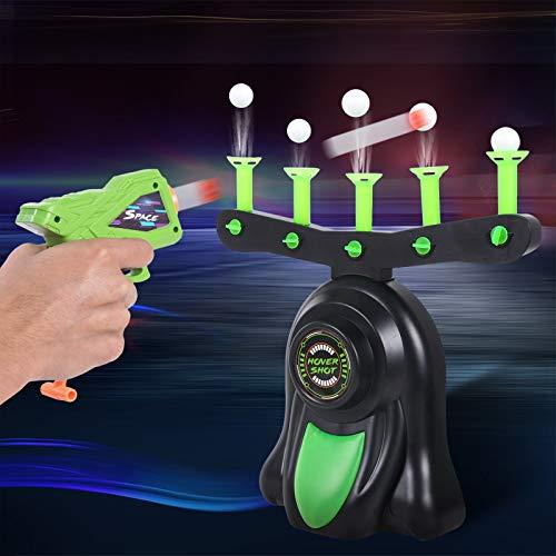 Luminous Floating Target Game Schaum Dart Blaster Shooting Ball Spielzeug Kinder Geschenke, Schießspiel mit...