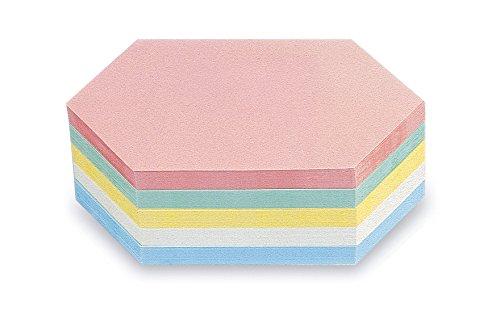 magnetoplan 112502210 Moderationskarten Rhombus, sortiert