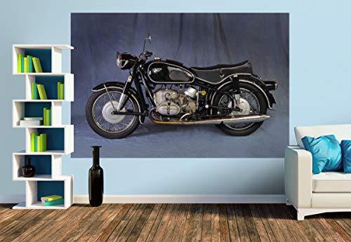 Premium Foto-Tapete BMW R 69 S Baujahr 1960 (versch. Größen) (Size M   279 x 186 cm) Design-Tapete, Wand-Tapete, Wand-Dekoration, Photo-Tapete, Markenqualität von ERFURT