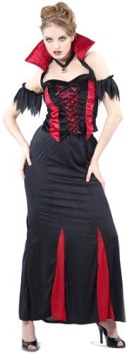Déguisement vampire femme Halloween Taille Unique