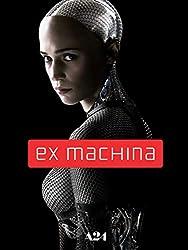 ex machina blu ray dvd cover
