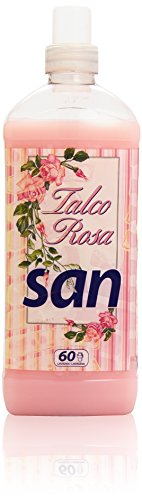 San - Talco Rosa - Suavizante concentrado - 1.5 l - [pack de 3]