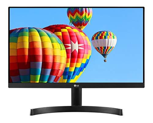 LG 22MK600M Monitor, 22 Pollici, LED IPS Full HD 1920 x 1080, 5 ms, Radeon FreeSync 75 Hz, Multitasking, VGA, HDMI, Borderless