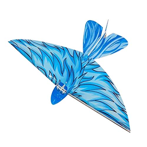 Fasclot Remote Control Simulation Flying Bird 2.4G Hand Throwing Flying Educational Toy