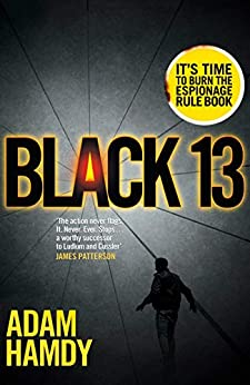 Black 13 (Scott Pearce) by [Adam Hamdy]
