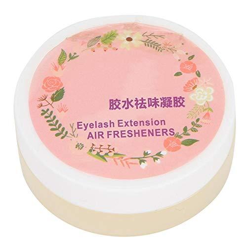 30g Gel faux cils Extension greffage colle assainisseur d'air cils greffage élimination des odeurs parfum de citron