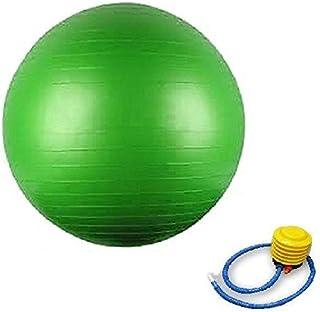 كرة التمارين و اليوجا 75 سم ، فتنس وورلد  ، اخضر