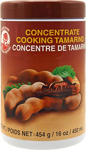 Thai Concentrate Cooking Tamarind Paste Sour Cock Brand 16 Oz.