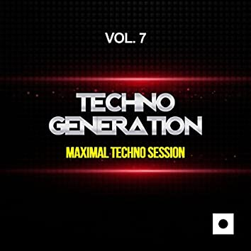 Techno Generation, Vol. 7 (Maximal Techno Session)