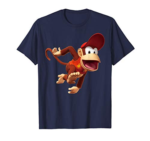 Donkey Kong Diddy 3D Poster T-Shirt