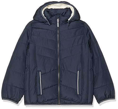 NAME IT Jungen NKMMUS Puffer Jacket Camp Jacke, Blau (Dark Sapphire Dark Sapphire), (Herstellergröße: 146)