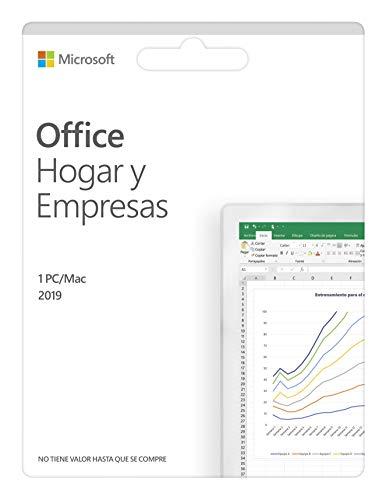 Microsoft Office 2019 Professional Marca Microsoft