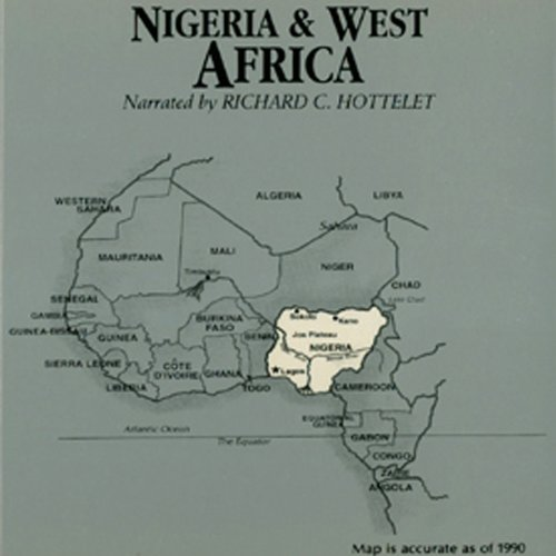 Nigeria and West Africa audiobook cover art