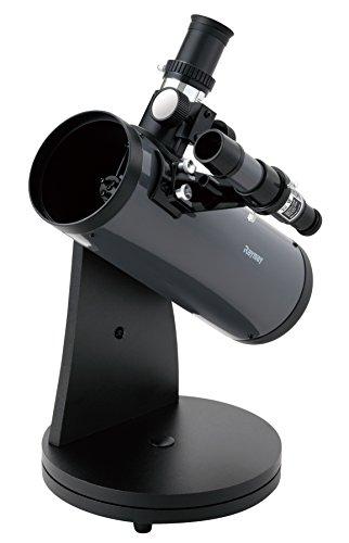 レイメイ藤井 天体望遠鏡 卓上型 経緯台 反射式 スマホ撮影 アプリ対応 RXA125