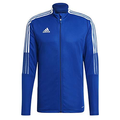 adidas GM7320 TIRO21 TK JKT Jacket Mens Team Royal Blue XL