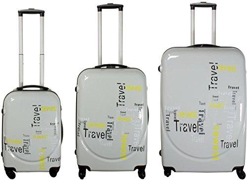normani ABS Hartschalen Koffer Set Ausführungen Farbe Travel