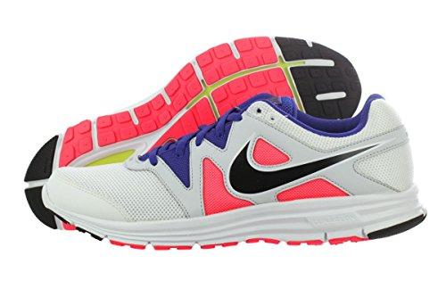 Nike Lunarfly+ 3 487753-104 Lightweight Flexible Running Shoes ?, White / Black...