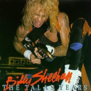 billy sheehan talas