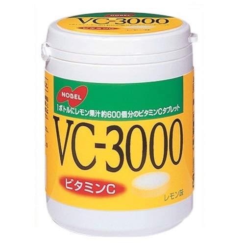 ノーベル製菓 VC-3000ボトル 150g×4個入