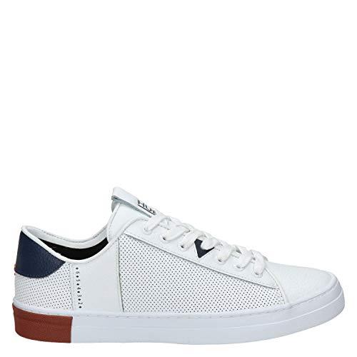 Hub Herren Sneaker Hook L31 M27E1L31-L08-187 weiß 654302