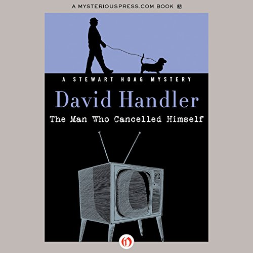 The Man Who Cancelled Himself audiobook cover art