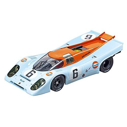 "Carrera Digital 124 Porsche 917K ""J. W. Automotive Engineering Nummer 6, Watkins Glen Test 1970"""