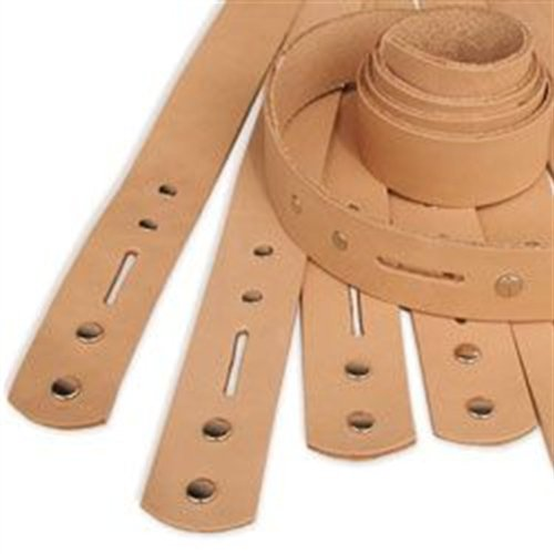 """Tandy Leather Natural Cowhide Belt Blank 1"""" (25 mm) 4515-00"""