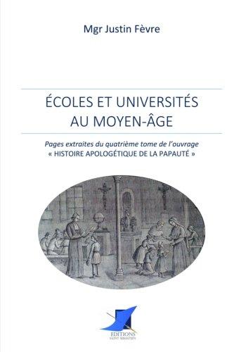 Écoles et Universités au Moyen-Âge