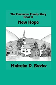 Paperback New Hope (The Clemmons Family Story) [Large Print] Book