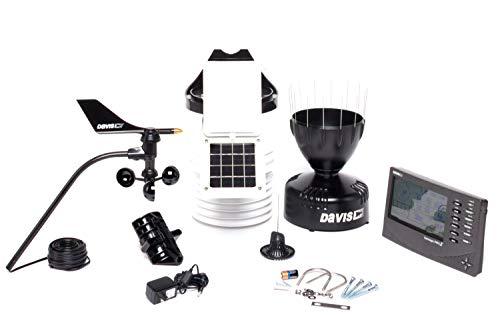 Davis Vantage Pro 2 6153 - Estación meteorológica Profesional con Cable CEU