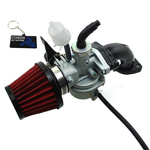 STONEDER 22 mm Vergaser Luftfilter-Set für 110 125 cc CRF50 Pit Dirt Bike