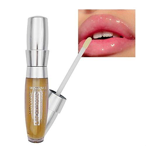 Xiton 1 STÜCK Alle Natürliche Lip Plumper Lip Serum Langlebige Feuchtigkeitscreme Sexy 3D Lip Plumper Extreme Gloss Lip Booster Enhancer Für Mädchen Frauen