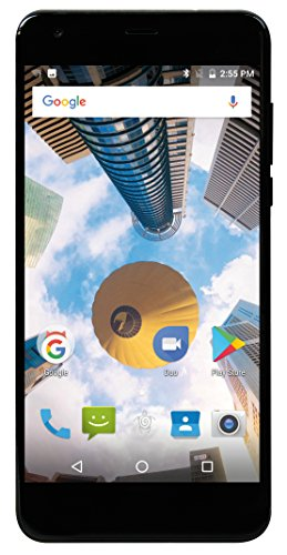 Mediacom - Phonepad duo s7 nero 16 gb 4g lte dual sim display 5.5 hd slot micro sd fotocamera 8 mpx android italia
