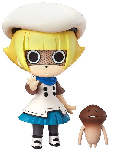 Good Smile Touch Detective: Mackenzie And Funghi Nendoroid Figure