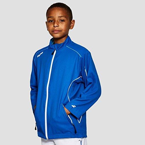 Babolat Damen Tracksuit Jacket Match Core Boy Jacken, Blau, 140