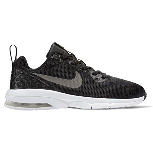 Nike Kinder Sneaker Air MAX Motion LW, Zapatillas Unisex Niños, Negro (Black/Mtlc Pewter-WH 005), 28 EU