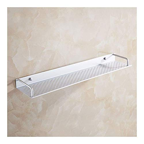Étagère Porte-serviettes Rotating angle étagères de salle de bains, Antirouille Support de rangement for la cuisine Rectangle Espace Aluminium, Facile