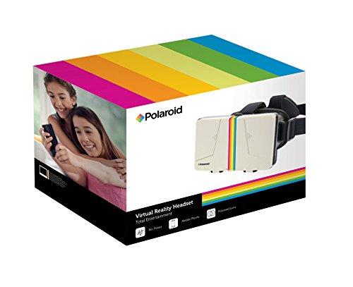 Polaroid Virtual Reality 3D VR Smartphone Headset