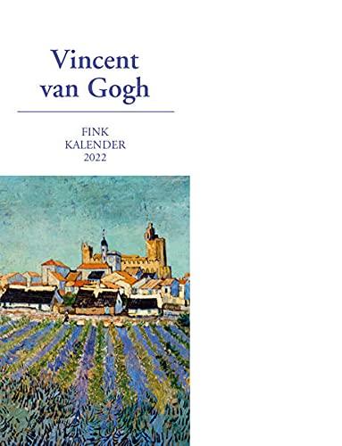 Vincent van Gogh 2022: Kunst-Postkartenkalender