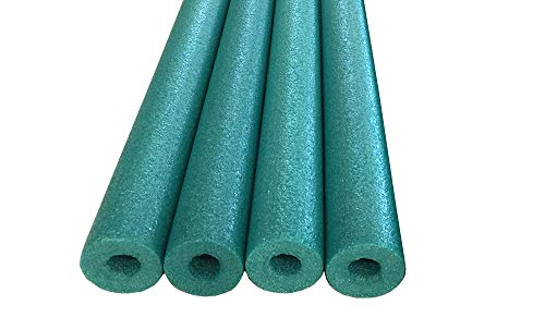 Oodles of Noodles Deluxe Famous Foam Pool Noodles Wholesale 4 Pack White