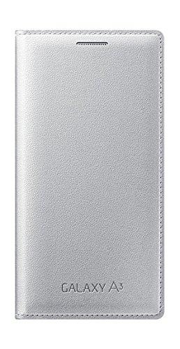 SAMSUNG BT-EFFA300BS Flip Cover per Galaxy A3, Argento