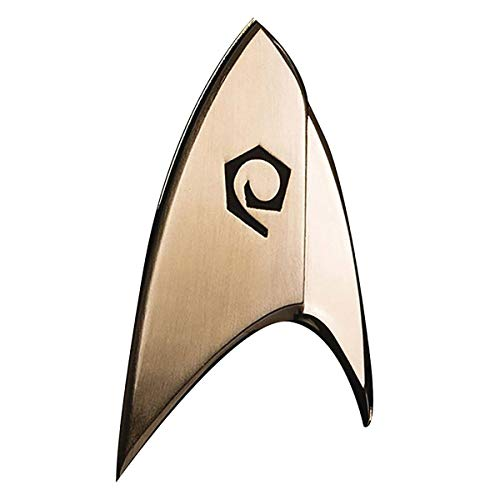 Unbekannt Quantum Mechanix Star Trek Discovery – Operations Badge