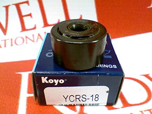 KOYO TORRINGTON YCRS-18 Bearing Yoke Roller Sealed 1-1/8IN O.D.