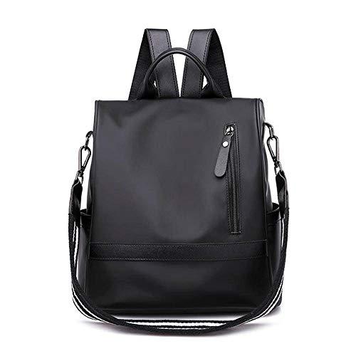 N-B Anti Theft Women Backpacks Ladies Large Capacity Backpack Bagpack Waterproof Oxford Women Backpack Sac A Dos