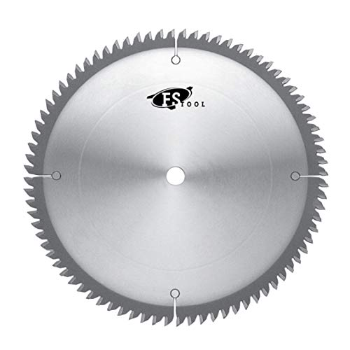FS Tool LM6300 Miter Joint Saw Blade 12 Inch X 100T, 1″ Bore