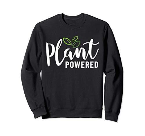 La dieta vegetariana basada en plantas regalo Plant Powered Sudadera