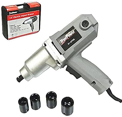 TruePower 01-0706 Electric Impact Wrench 230 Feet...